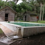First in-ground pool in Florida (Princess Place)