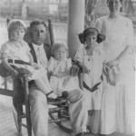 Founding Family - George Moody and Family